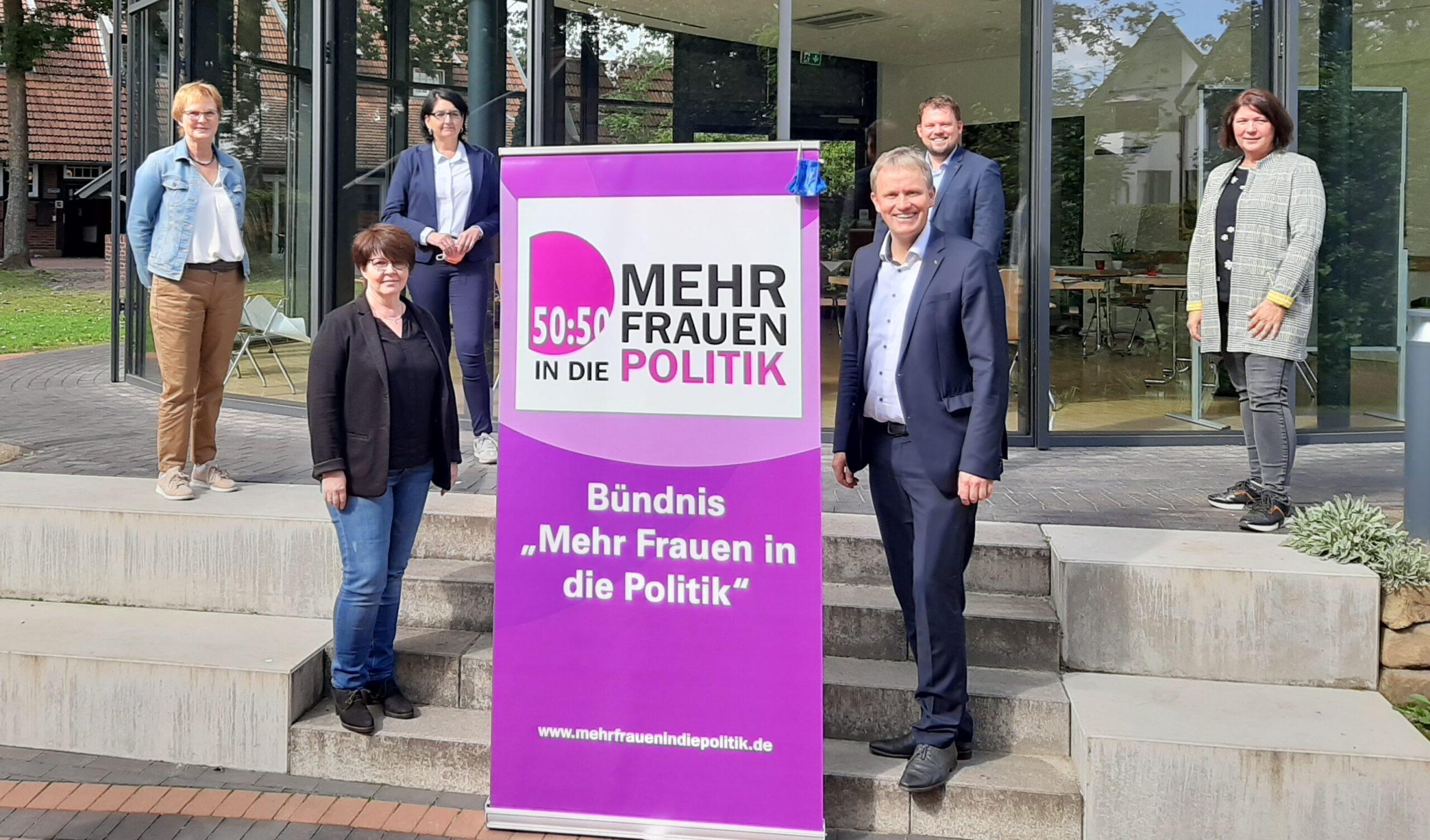 2020-08-312 Mehr Frauen in die Politik_Gieseke